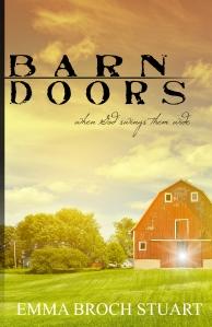 Barn Doors new sub font